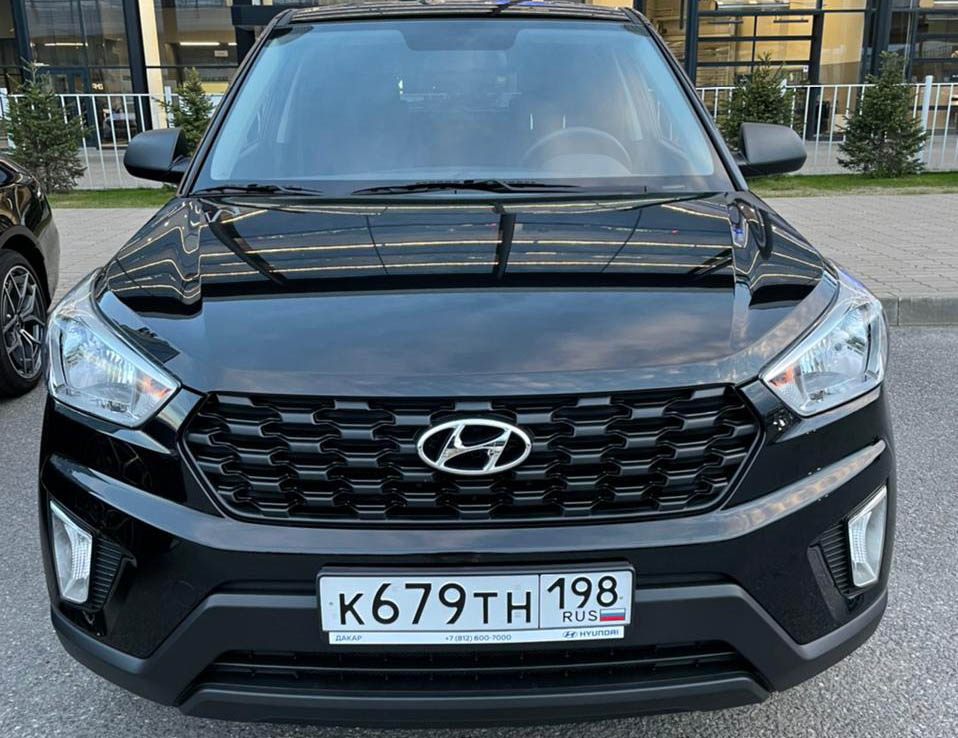 Hyundai Creta Аренда в Симферополе TakeCars