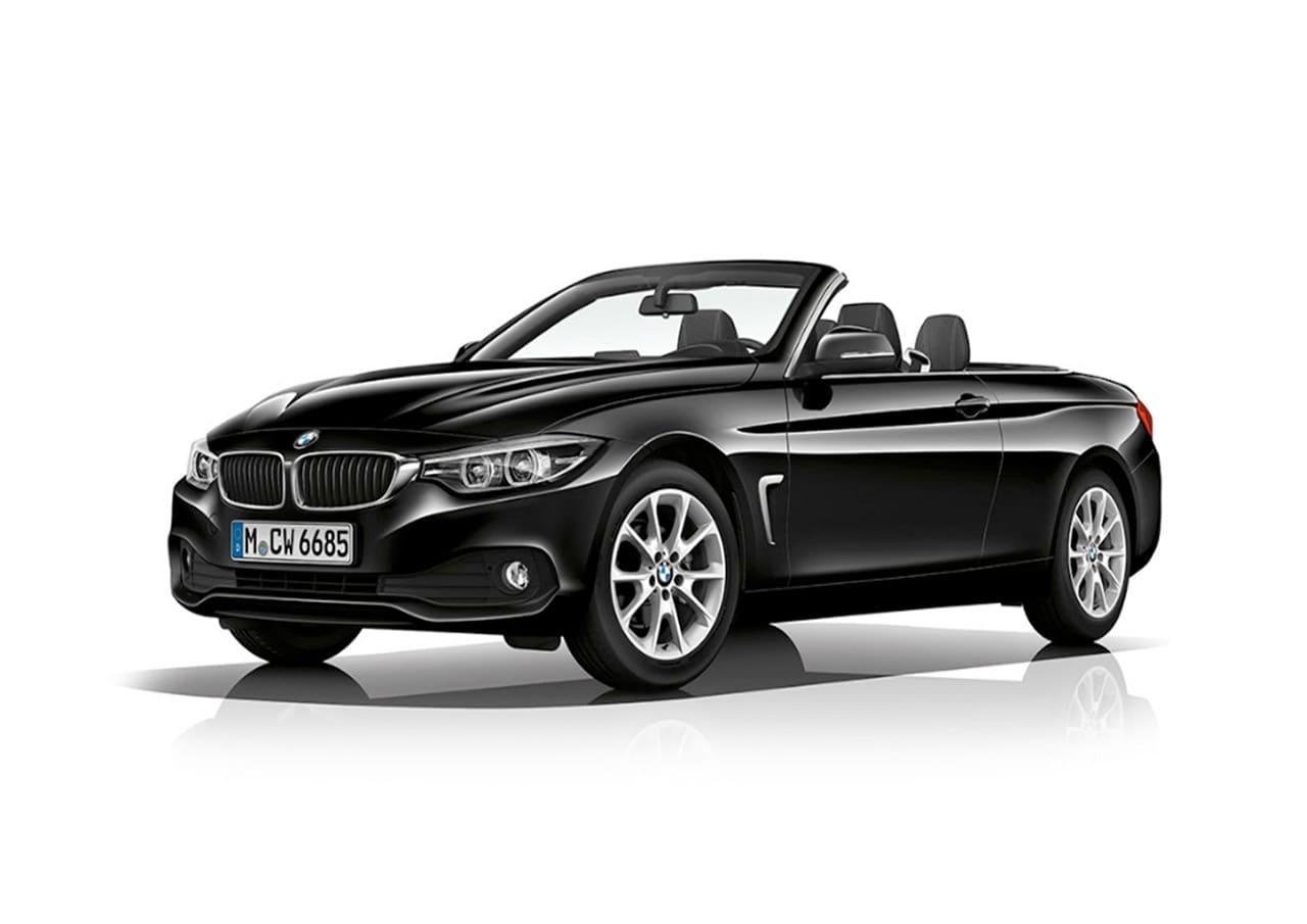 BMW 430i Cabrio прокат в Крыму